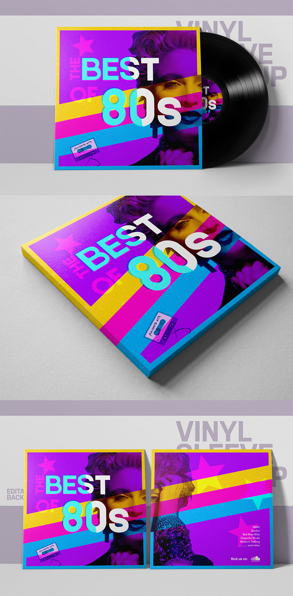 THE BEST OF 80`s